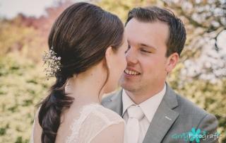 omhelzende bruidstel