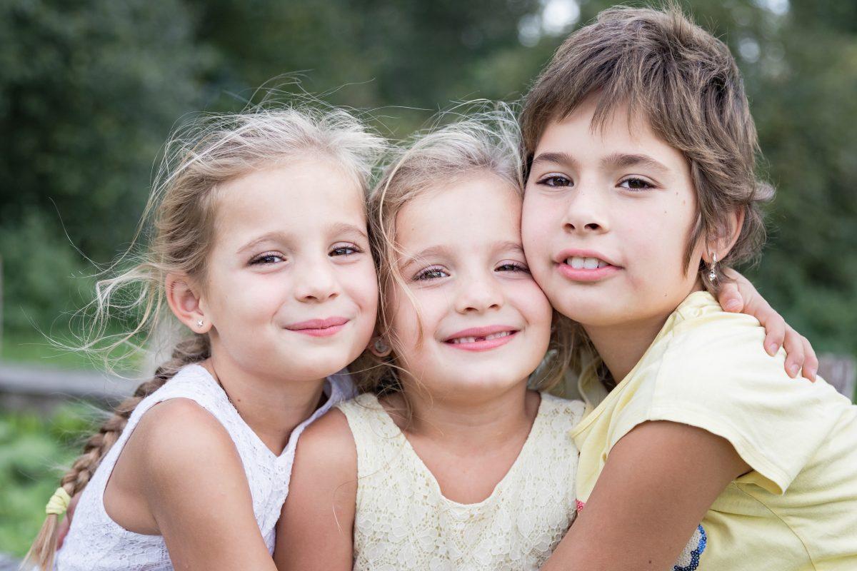 kinderen fotografie portret