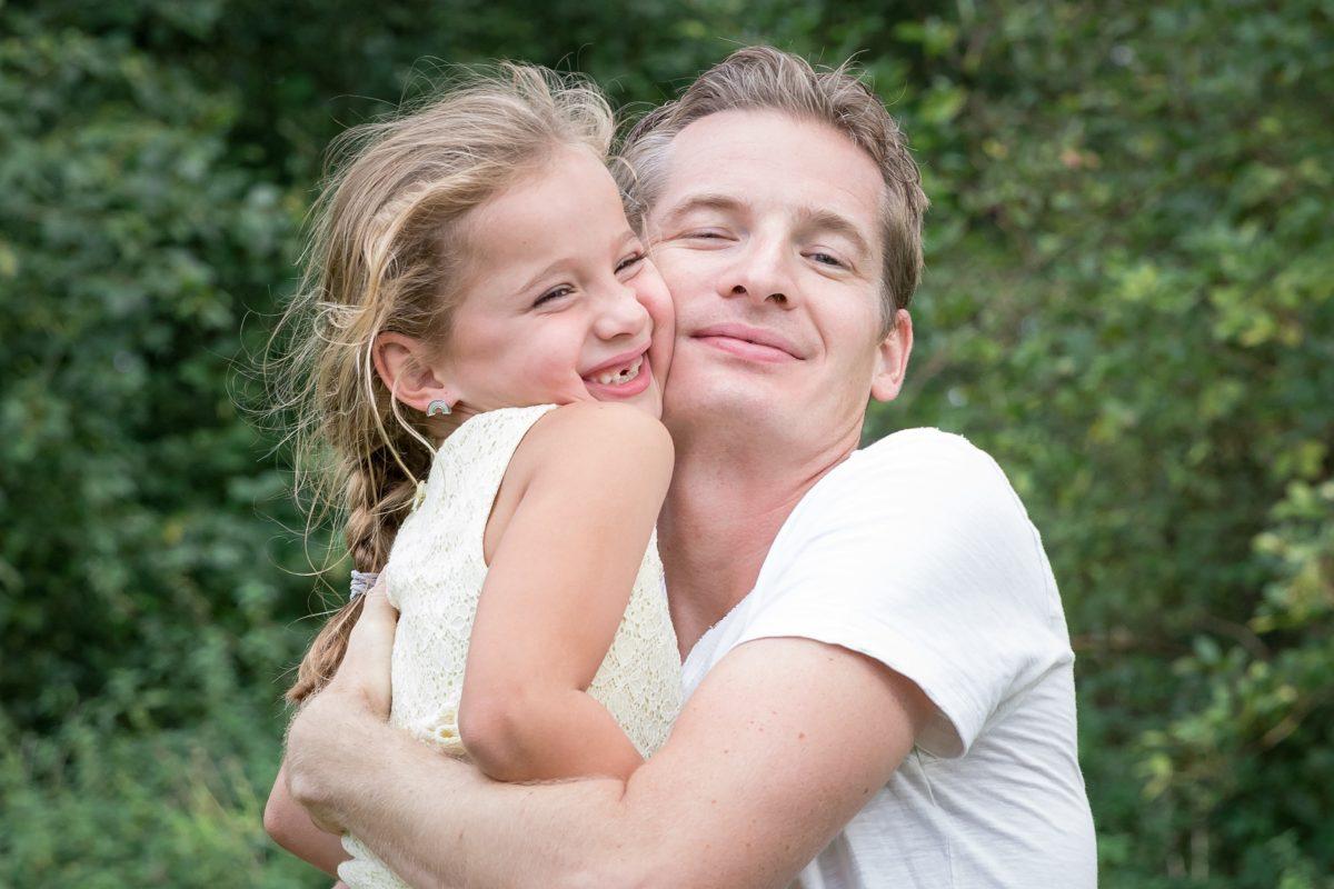 ouder en kind fotosessie | kostbaar aandenken