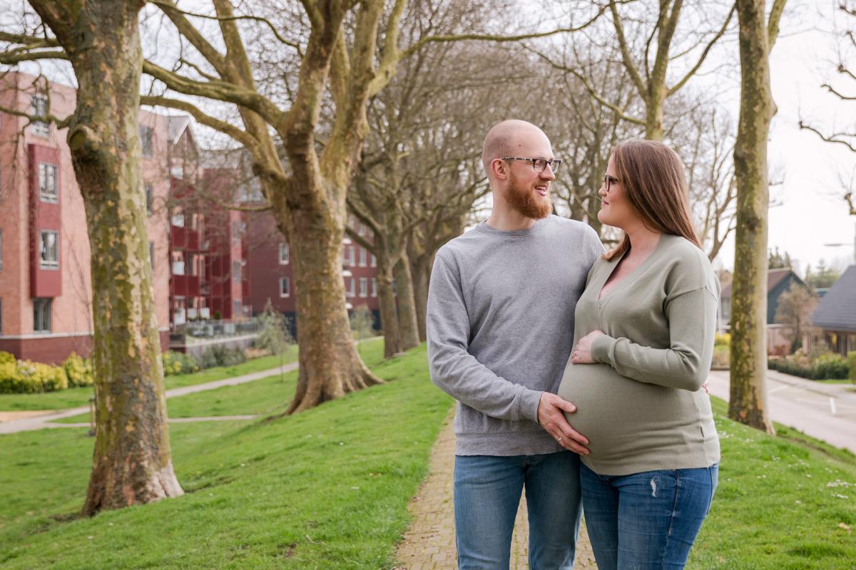 zwanger   stel