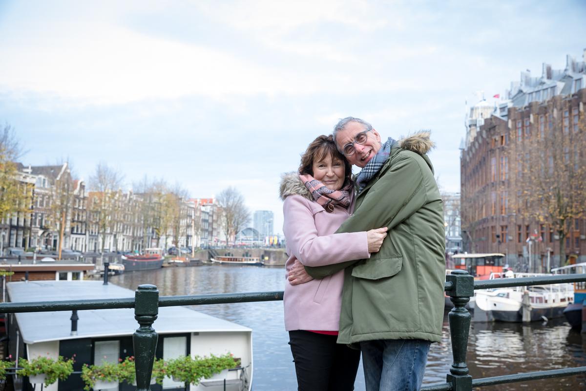 fotolocaties op de grachten van Amsterdam